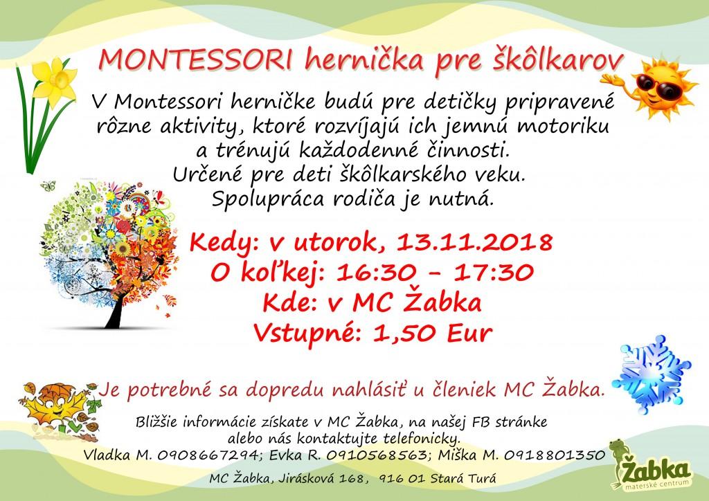 2018 montessori škôlkari